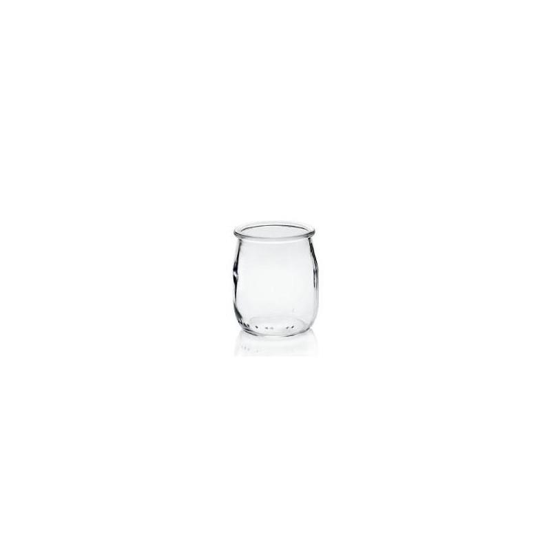 pot yaourt en verre 143ml d53 h68 x24 promatokaz. Black Bedroom Furniture Sets. Home Design Ideas