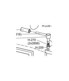 JOINT TORIQUE DIAM INT 20X2 (H270)