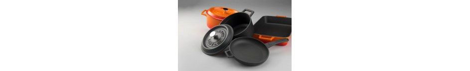 Cuisson gamme fonte Slow Cook