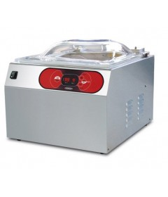 MACHINE SOUS VIDE A CLOCHE BARRE SOUDURE 400MM POMPE 20M3/H