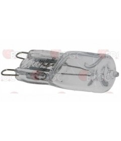 LAMPE HALOGENE NEUTRE G9 40W 230V
