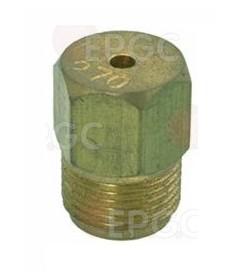 INJECTEUR GAZ PLAT M13 D250MM