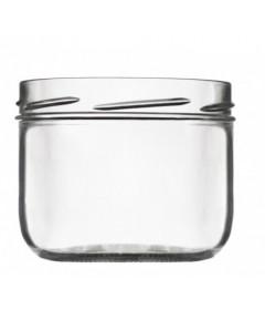 BOCAUX A CAPSULES TERRINE 450ML D100MM X8