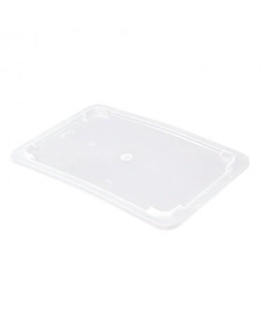 BAC PLAT HACCP 3L+COUVERCLE+GRILLE